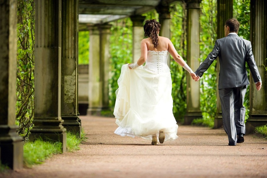 wedding traditions of south Americ